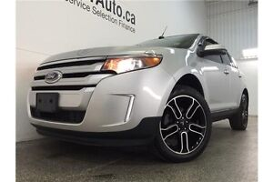 2014 Ford EDGE SEL- AWD! PANOROOF! LEATHER! NAV! SYNC! Belleville Belleville Area image 3