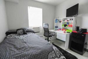 Chambre près Cégep Garneau & U Laval. 4 mois payés.