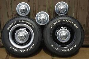 Chevy rally rims 15 x 7