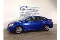 2014 Nissan SENTRA SR - PURE DRIVE! BLUETOOTH! ALLOYS!