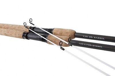 Korum Barbel Rod 12ft 2 Piece 2lb NEW Coarse Fishing Rod    KBROD/02