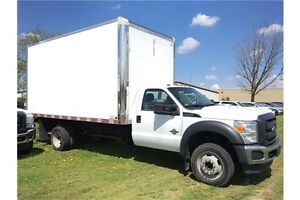 2015 Ford F550 !!! COMMERCIAL FINANCING AND LEASING AVAILABL - Kitchener / Waterloo Kitchener Area image 7