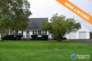 Tranquility & Charm best describes this 4 bed/2 bath property!
