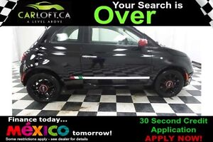 2016 Fiat 500 POP – LOW KMS**KEYLESS ENTRY**U-CONNECT