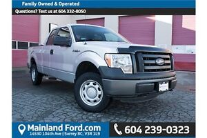 2012 Ford F-150 NO ACCIDENTS, LOCAL, LOWS KM'S