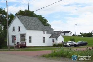 3 Unit income property in Saint Andrews