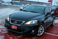 2011 Lexus IS 250 2.5L V6 AWD $92 WEEKLY*
