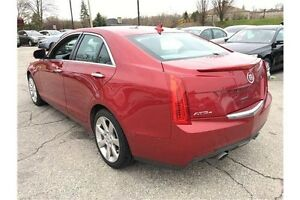 2013 Cadillac ATS 3.6L Luxury Luxury !! AWD !! CLEAN CAR-PROO... Kitchener / Waterloo Kitchener Area image 4