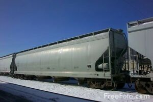 Wanted 4 hopper rail car