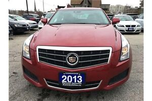 2013 Cadillac ATS 3.6L Luxury Luxury !! AWD !! CLEAN CAR-PROO... Kitchener / Waterloo Kitchener Area image 9