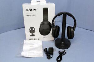 Sony MDR-RF995RK wireless headset with dock