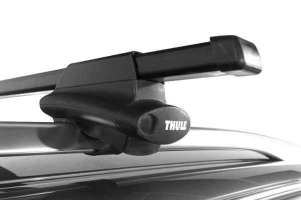 Thule Roof Bars Have Rapid System Mounts That Make Them Easy To Install.  Automaxi Roof Bars Come Pre Assembled And Provide A Quiet Journey, ...