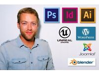 Design Tutor & Consultant - Graphics, web, project work - Adobe Creative Suite, Wordpress, CAD, 3D