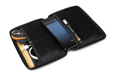 Booq Viper Hardcase 7 Graphite. Funda rígida para iPad Mini y accesorios.
