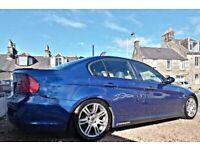 BMW, 3 SERIES, Saloon, 2007, Manual, 1995 (cc), 4 doors