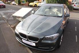 BMW 528i Green 2010 FBMWSH Automatic 59K Miles - BMW Warranty and MOT to Sep 2018 MOT 258BHP