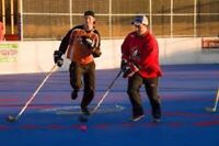 Sunday Summer Outdoor Ball Hockey