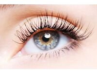 Lashis technician Semi Permanent Eyelash extensions £35