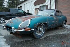 Jaguar e-type XKE parts wanted. London Ontario image 1