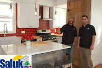 Full Service Renovation Specialists: Fast, Skilled, & Courteous!