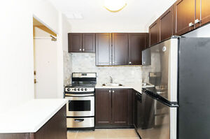 Parking, Gym & More! Apts for Rent in Desirable Hintonburg!