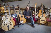 Guitar & Bass Lessons @ Barn Music Studio