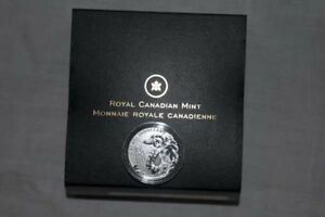 Royal Canadian Mint Coin