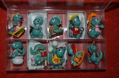 Dapsi Dino Family D 1997 Satz Komplettsatz komplett Serie BPZ german complet set