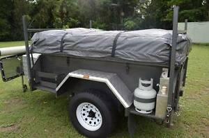 Ezytrail Camper Trailer Tully Heads Cassowary Coast Preview
