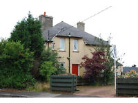 2 Bed 1/4 Villa Available in Cadzow Avenue Bo'ness With Drive, DSS and Pets Welcome