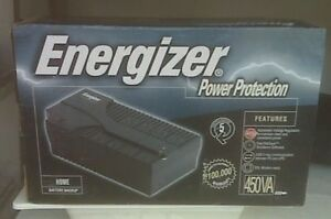 UPS battery backup (NEW)
