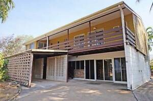 ELEVATED FOUR BEDROOM HOME WITH A SELF CONTAINED UNIT BELOW! Leanyer Darwin City Preview