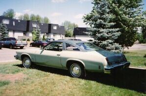 1975 Oldsmobile cutlass supreme for sale.