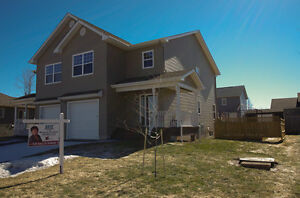 EXECUTIVE SEMI DETACH IN MONCTON NORTH WITH OPEN CONCEPT