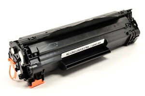 2PK New Compatible HP 78A CE278A Black Toner Cartridge - LaserJet Pro M1536dnf