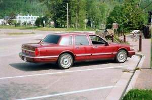 1997 Lincoln Town Car Other