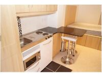Studio with lovely en suite and garden, Bills included, Close to Poole Hospital and Town.