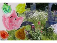 Creative Workshops in Tower Hamlets Cemetery Park