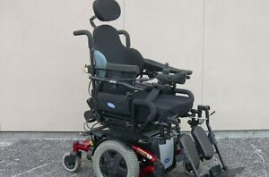 Invacare Power Wheelchair TDX SP