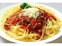 ITALIAN COOKING CLASS IN YOUR OWN HOME - FIRST CLASS 50% OFF - INDIVIDUAL OR GROUPS - DON'T MISS IT