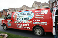 SUMMER SPECIAL on all Carpet & Upholstery Cleaning 613-612-4828