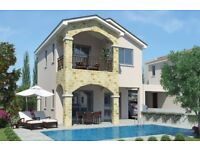 BUY PROPERTY IN CYPRUS, PAPHOS | ZEPHYROS VILLAGE – DETACHED VILLA WITH A PRIVATE POOL