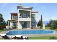 BUY PROPERTY IN CYPRUS, PAPHOS | SEA CAVES – DETACHED VILLA WITH PRIVATE SWIMMING POOL