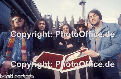 Deep Purple in Hamburg 1972, seltenes 30x45cm Foto Poster