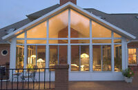 DURHAM - SUNROOMS, PORCH ENCLOSURES, SOLARIUMS