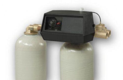 New Fleck 9000 water softener control valve dual tank replac