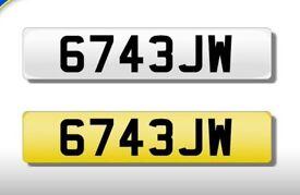 JW private registration for sale