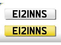 Erinn Number Plate For Sale