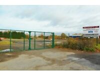 ***WANTED *** commercial yard rent/LIVERPOOL / MANCHESTER ASAP!!!