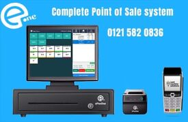 Brand New All in one Point of Sale and chip and pin, complete solution...